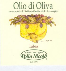 2008 Olio di oliva POLLA NICOLO'